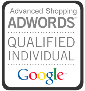 Google AdWords Certification - Shopping Advertising