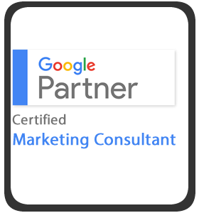 Google Partner - Certified Marketing Consultant
