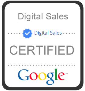 Google Digital Sales Certification