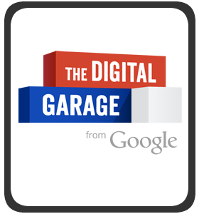 Google Digital Garage Certified